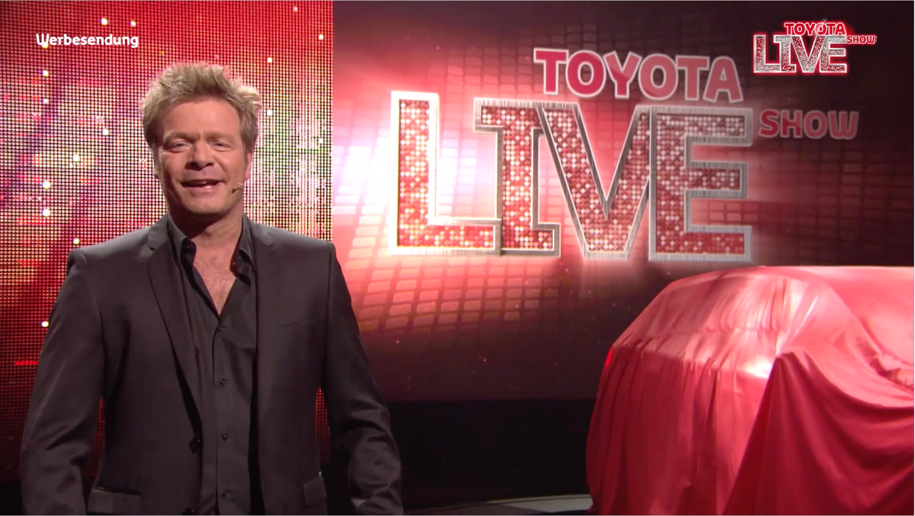 Toyota: Toyota LIVE
