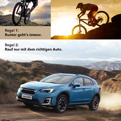 Subaru Deutschland: Strategie und Marken-Kampagne 2020 aufgabe