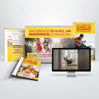 Shell: ClubSmart Preisgarantie aufgabe